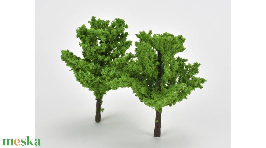 Manó - Tündér   modell növény, kőrisfa 8cm 2db/cs. - SOK FAJTA MANÓ TERMÉKEM VAN !!!!!. - Meska.hu
