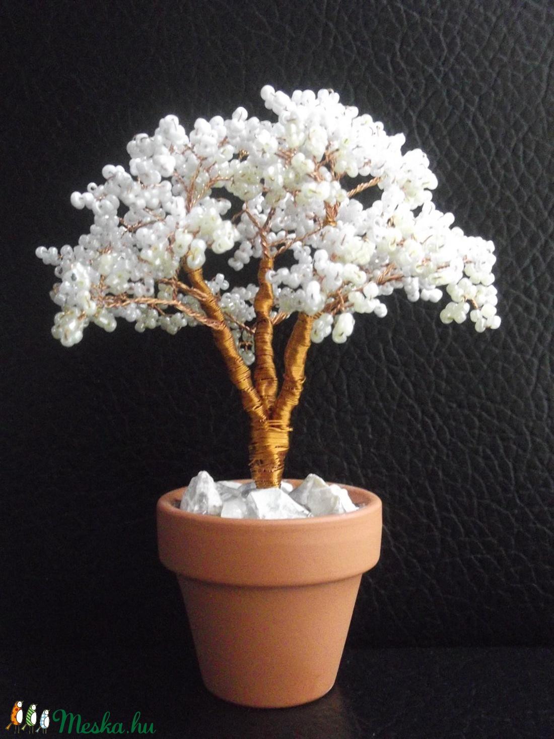 Gyöngyfa fehérben II - otthon & lakás - dekoráció - csokor & virágdísz - Meska.hu