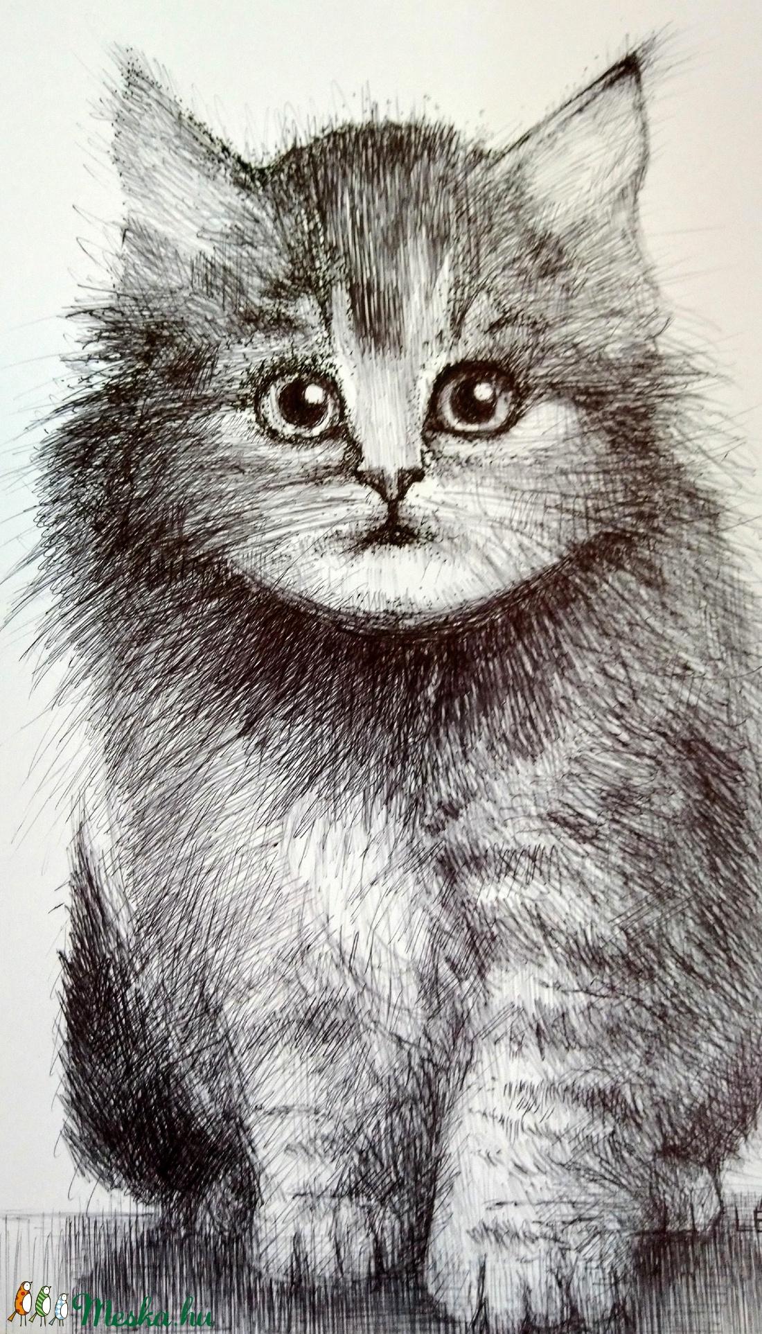 Cicamica - művészet - grafika & illusztráció - Meska.hu