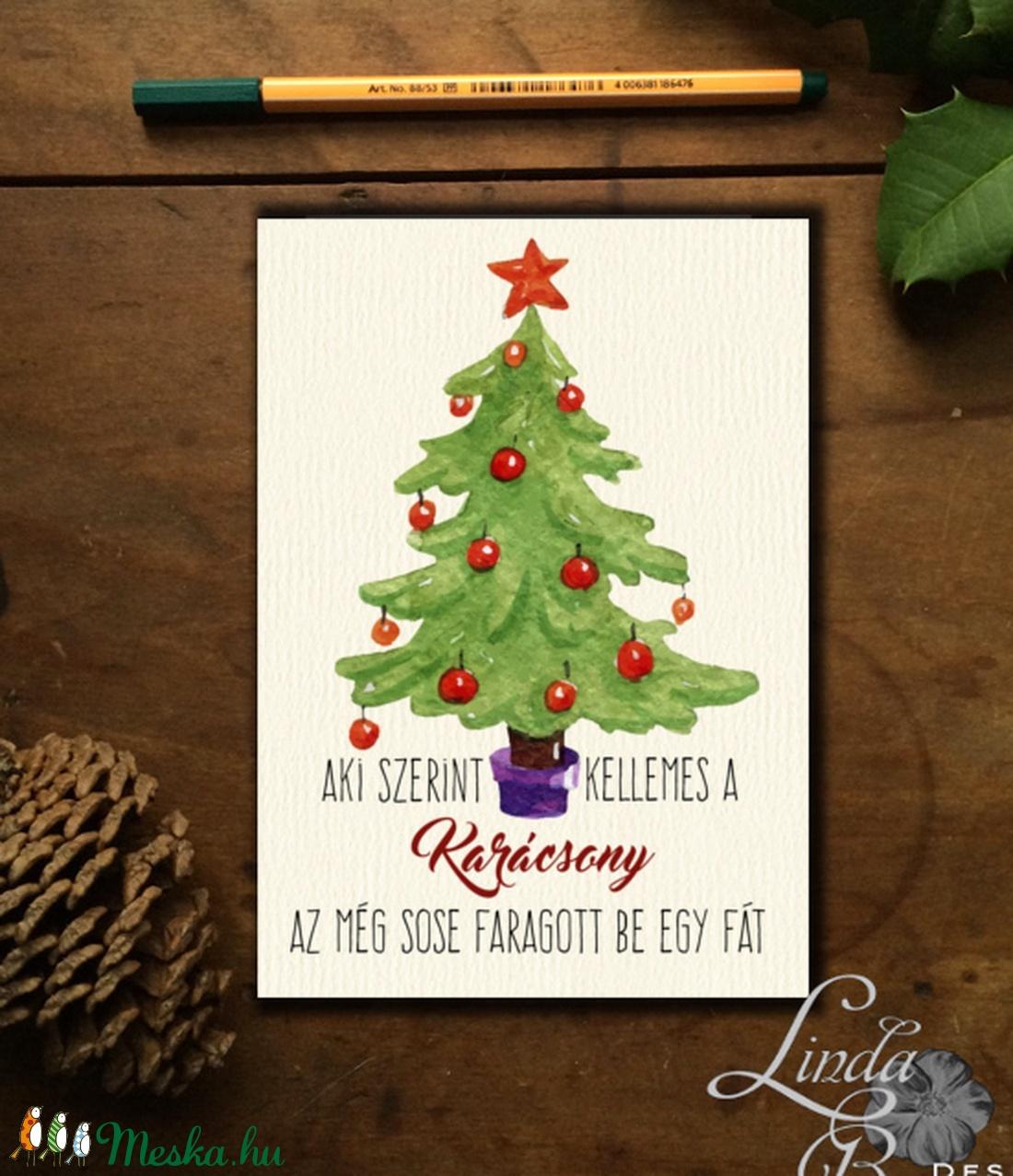 Vicces Karácsonyi Képeslap, Humorors, Adventi kártya, Vicces lap, üdvözlőlap, ironikus, szarkasztikus - karácsony - karácsonyi ajándékozás - karácsonyi képeslap, üdvözlőlap, ajándékkísérő - Meska.hu
