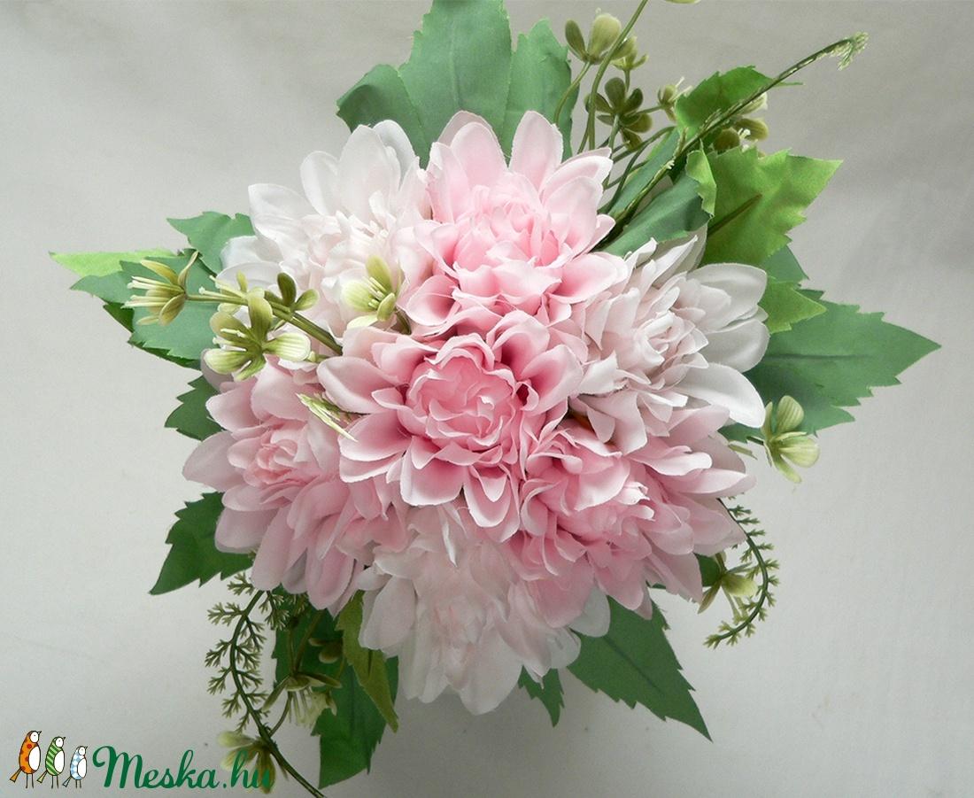 Rózsaszín dobócsokor  (Lolli) - Meska.hu