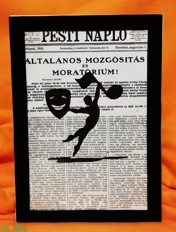BALETT - SZÍNHÁZ - ZENE / FALI KÉP (A/4-es méretű) - Meska.hu