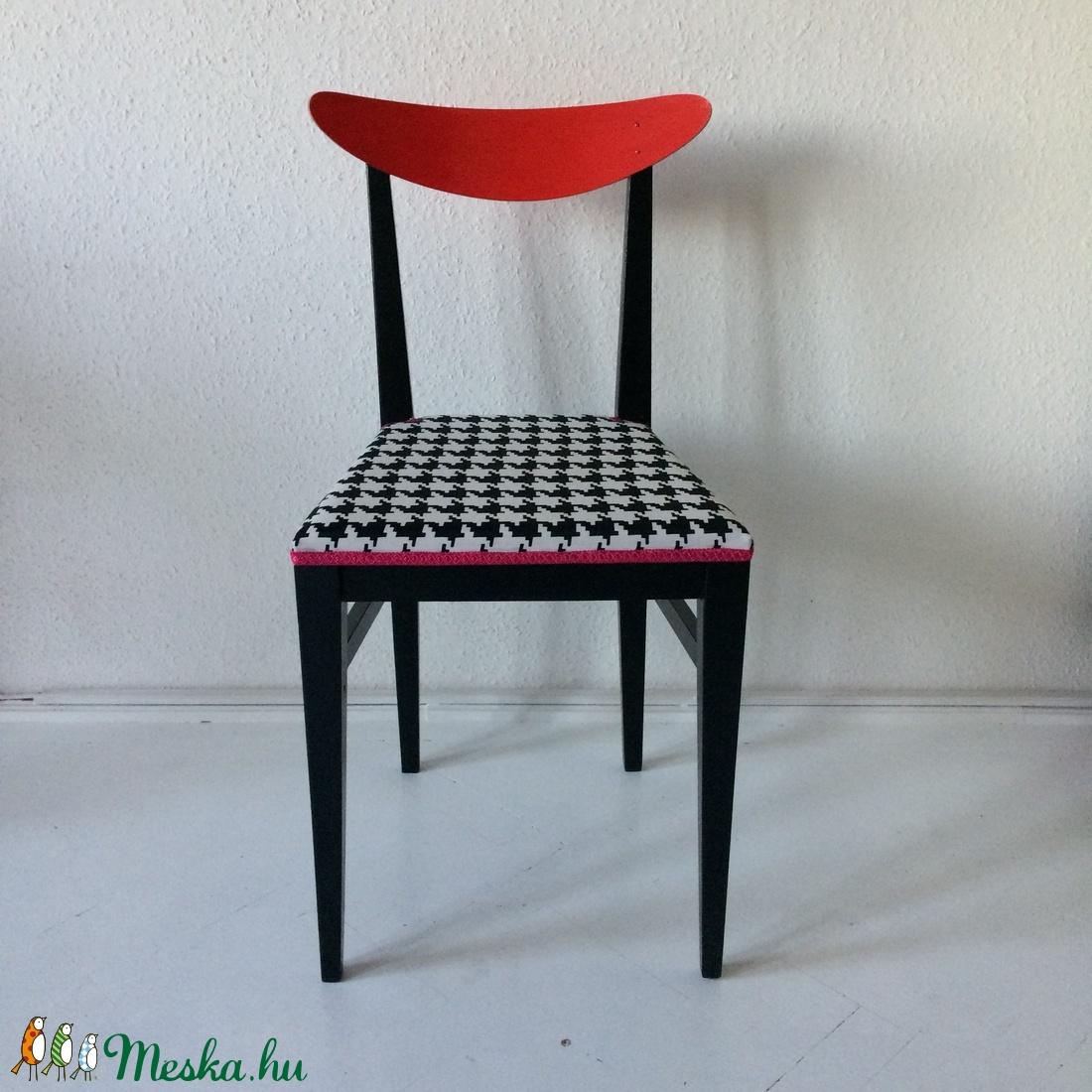 Lovechair 43. Retró kárpitozott szék (LOVECHAIR) Meska.hu
