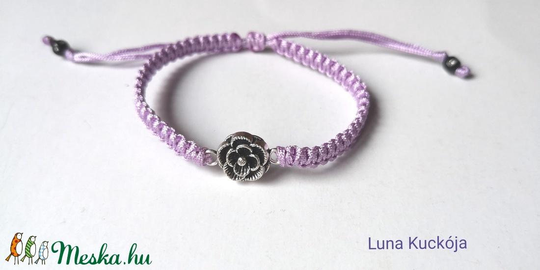 Orgonalila Rózsa (LunaKuckoja) - Meska.hu