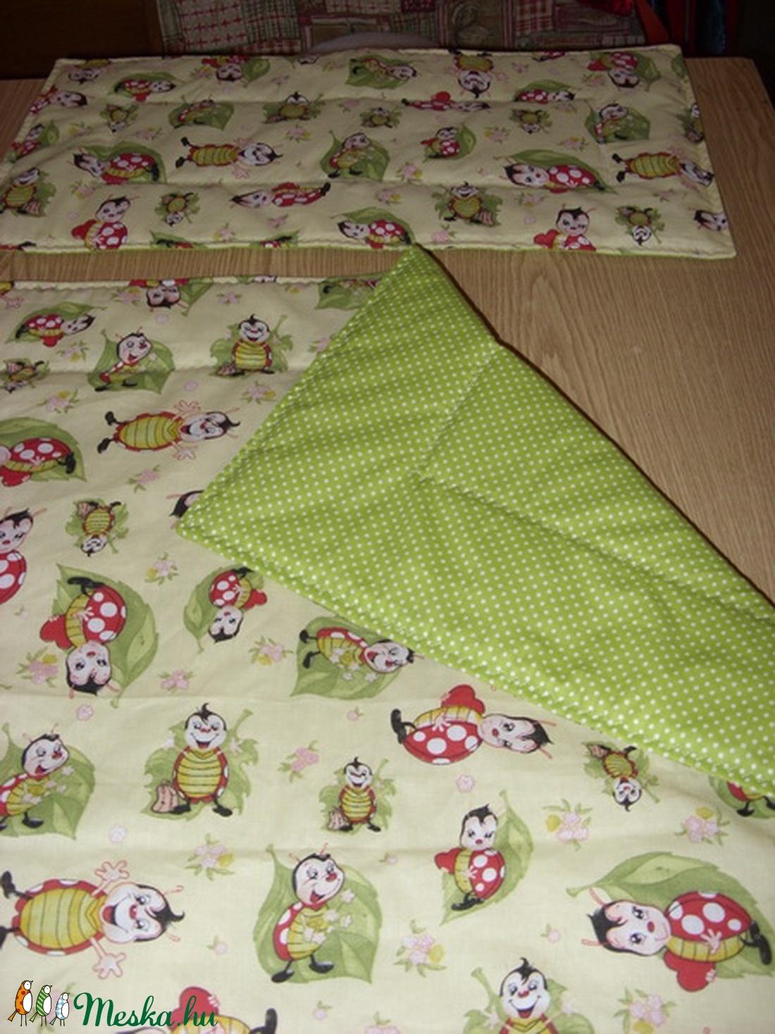 Baglyos és katicás - sok féle Ovis szett - töltött ágynemű . - paplan és párna - játék & gyerek - Meska.hu