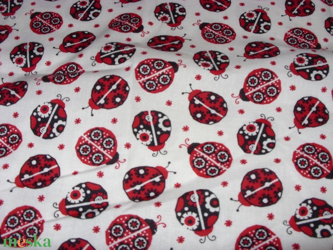 Katicák 2 féle USA egyedi Design textil:o)  55 x 30 cm minőségi textil  USA design  - textil - pamut - Meska.hu