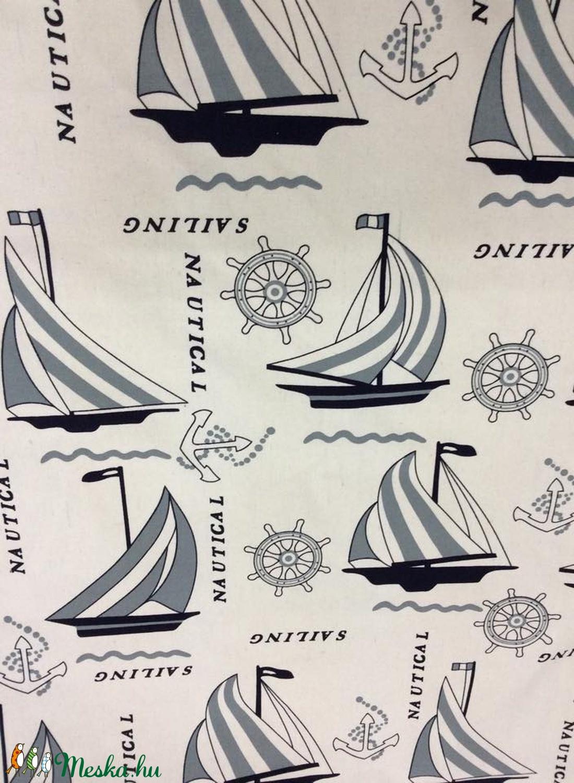 Fél méteres adag Bútorvászon extra spanyol design textil 140 cm - kevert szálas - textil - pamut - Meska.hu