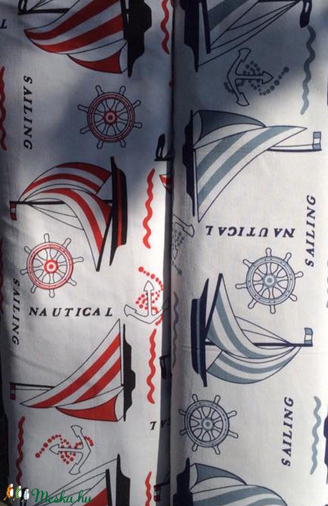 Varrással is - Bútorvászon 4 színben extra spanyol design textil 140 cm - kevert szálas - textil - pamut - Meska.hu