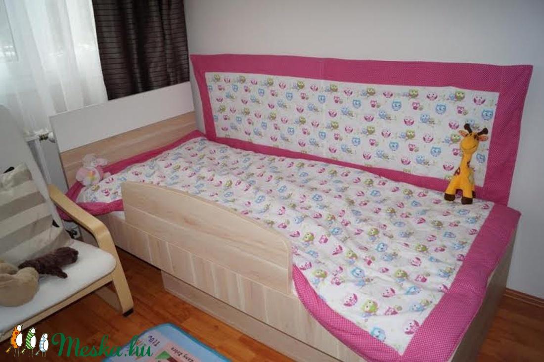 Egyedi megrendelés A. Nóra részére Nagyon csajos baglyos ágytakaró 160 x 90  cm (MamaMariko) - Meska.hu 3f473cf730