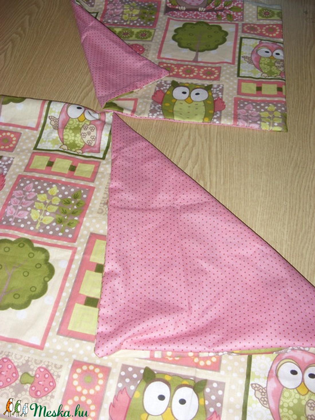 4 db-os ovis szett -ágyneműhuzat és ovis zsákok- ovis jel mintájú textilből  is (MamaMariko) - Meska.hu 89c50008a2