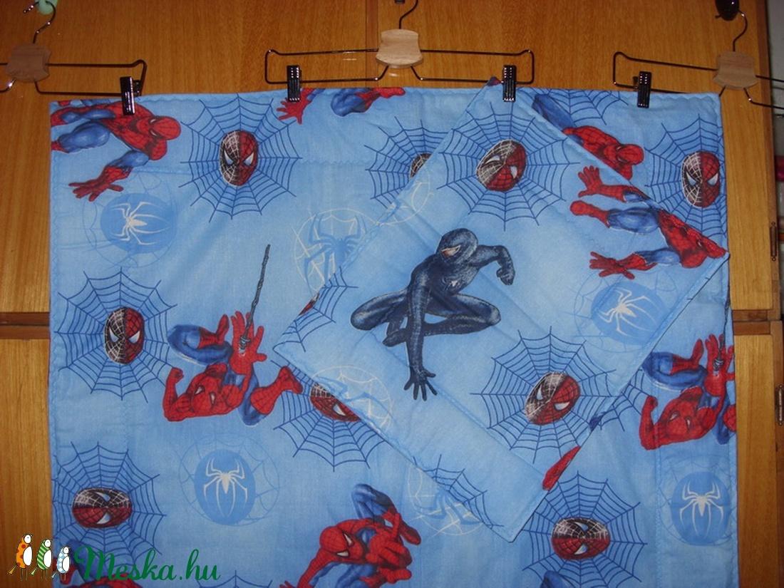 ... Pókemberes bélelt gyerek - ovis bélelt ágynemű szett 100% pamut  (MamaMariko) - Meska ... d155d467b6