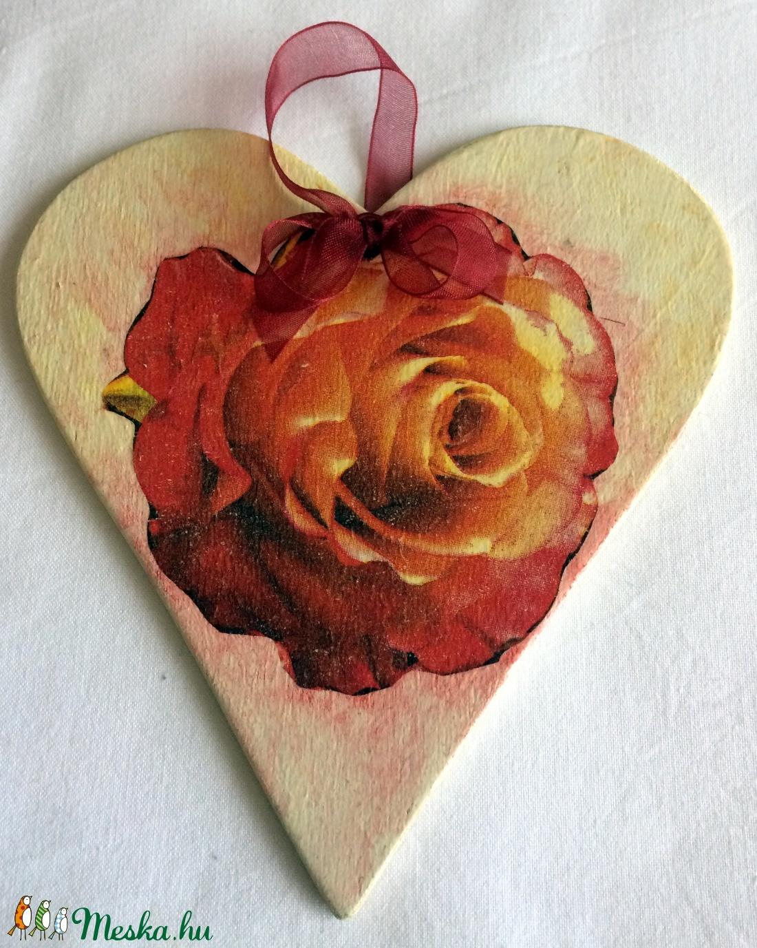 Rózsa (Margaret) - Meska.hu
