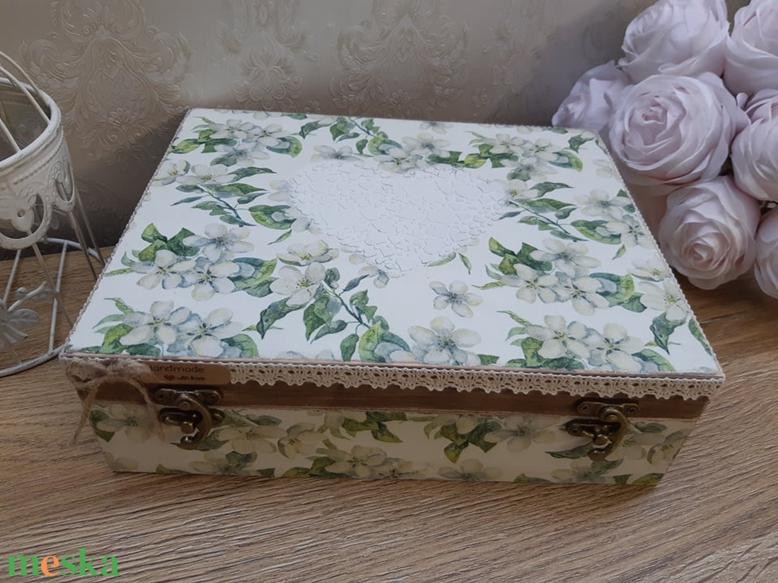 Vicces, romantikus esküvői ajándékdoboz! Nászajándék! Meglepetés lánybúcsúra! - esküvő - emlék & ajándék - nászajándék - Meska.hu
