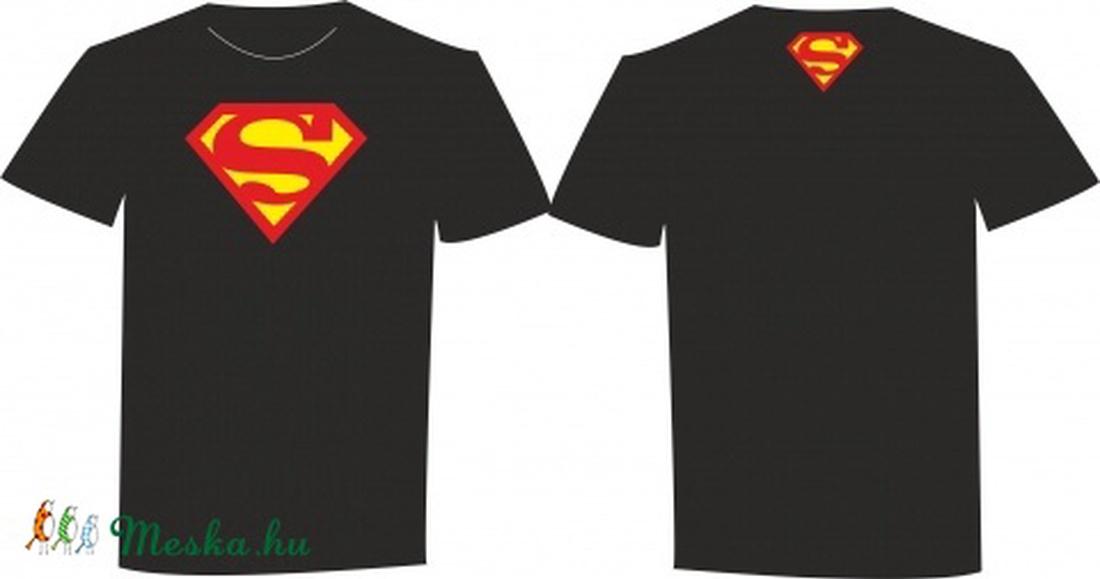 Superman öv + pólóra vasalható (matricadekor) - Meska.hu 5f1b8c4650