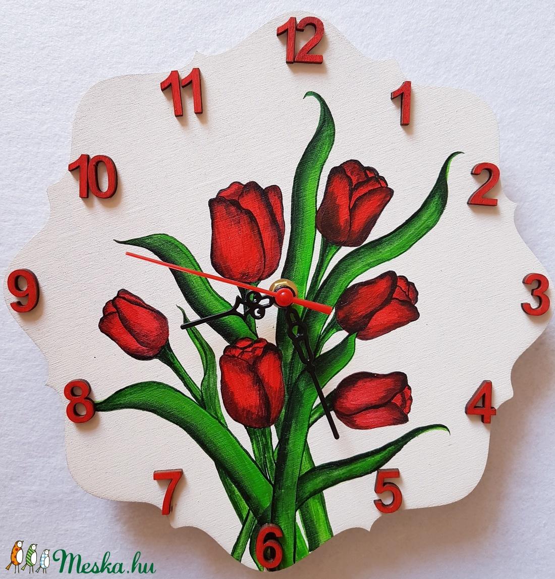 Tulipànos òra (mazsine) - Meska.hu