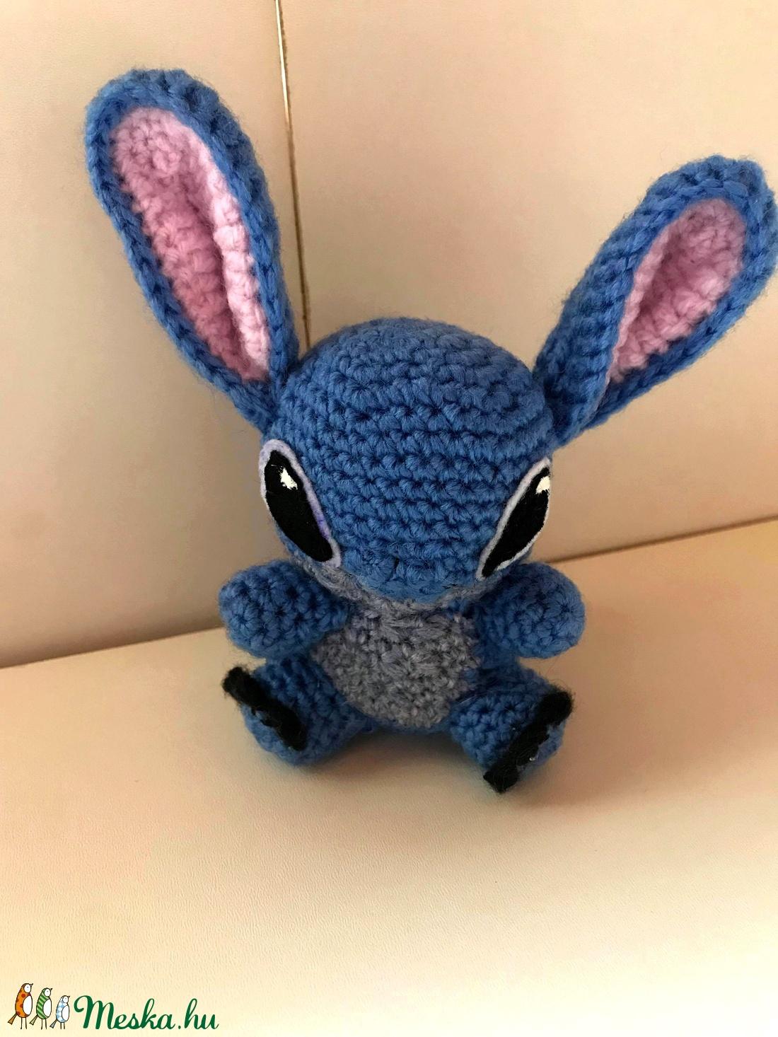 Stitch (mbrigitta87) - Meska.hu