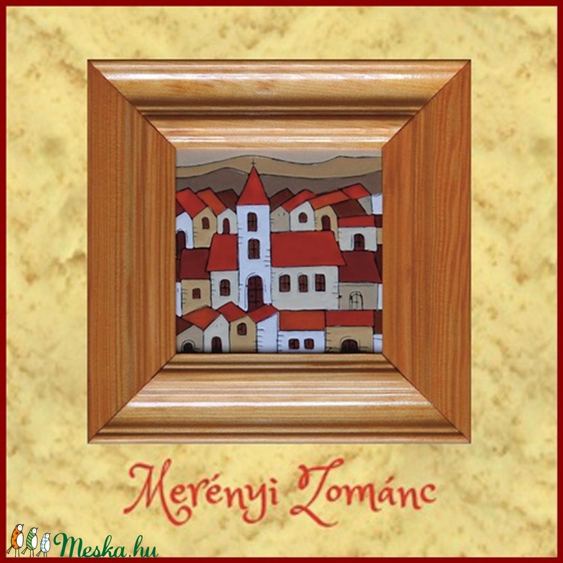 Tűzzománc kép  (MerenyiZomanc) - Meska.hu