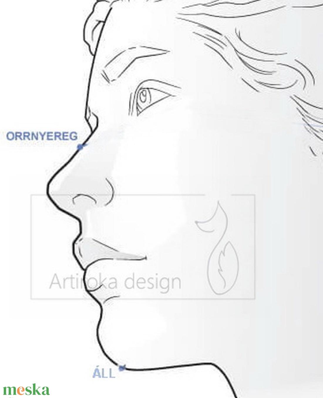 AKCIÓ - Színes, különleges piros - türkiz mintás arcmaszk, szájmaszk, maszk - S méretben -  Artiroka design - maszk, arcmaszk - női - Meska.hu
