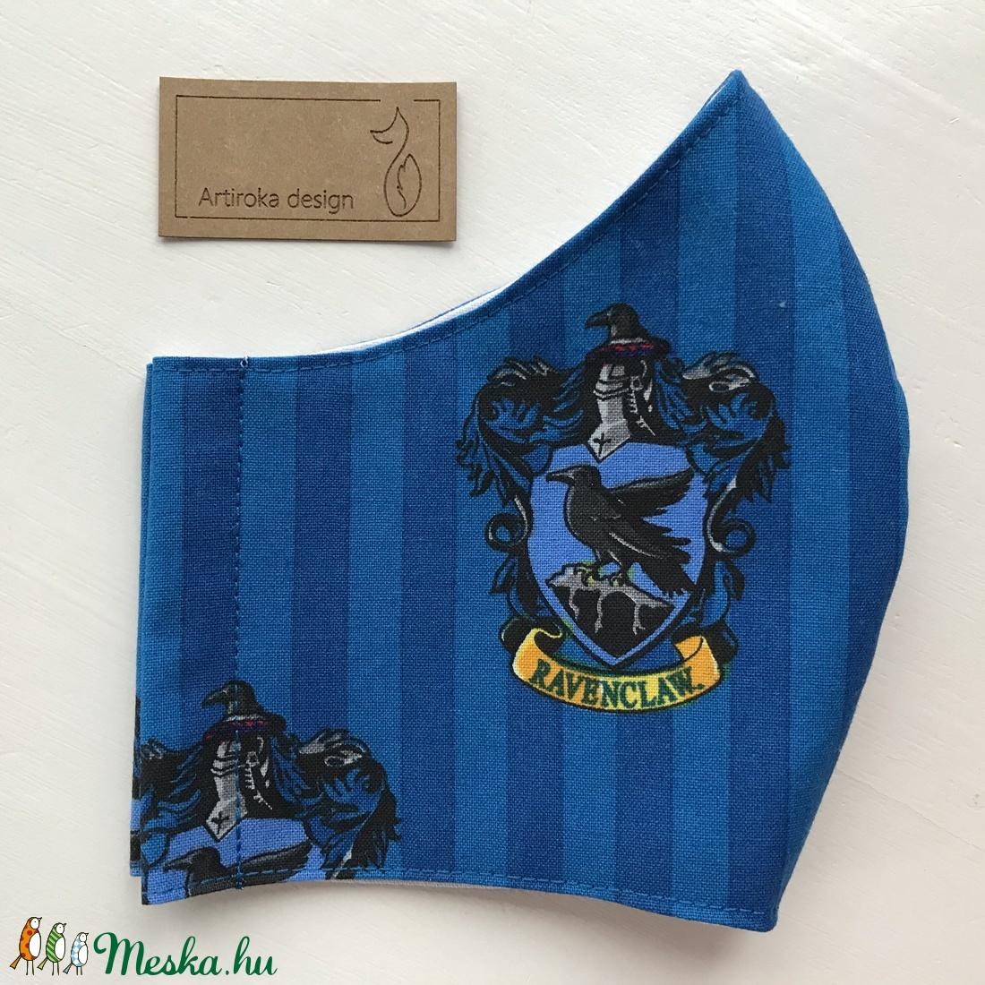 Harry Potter mintás arcmaszk, szájmaszk, maszk - Artiroka design - maszk, arcmaszk - gyerek - Meska.hu