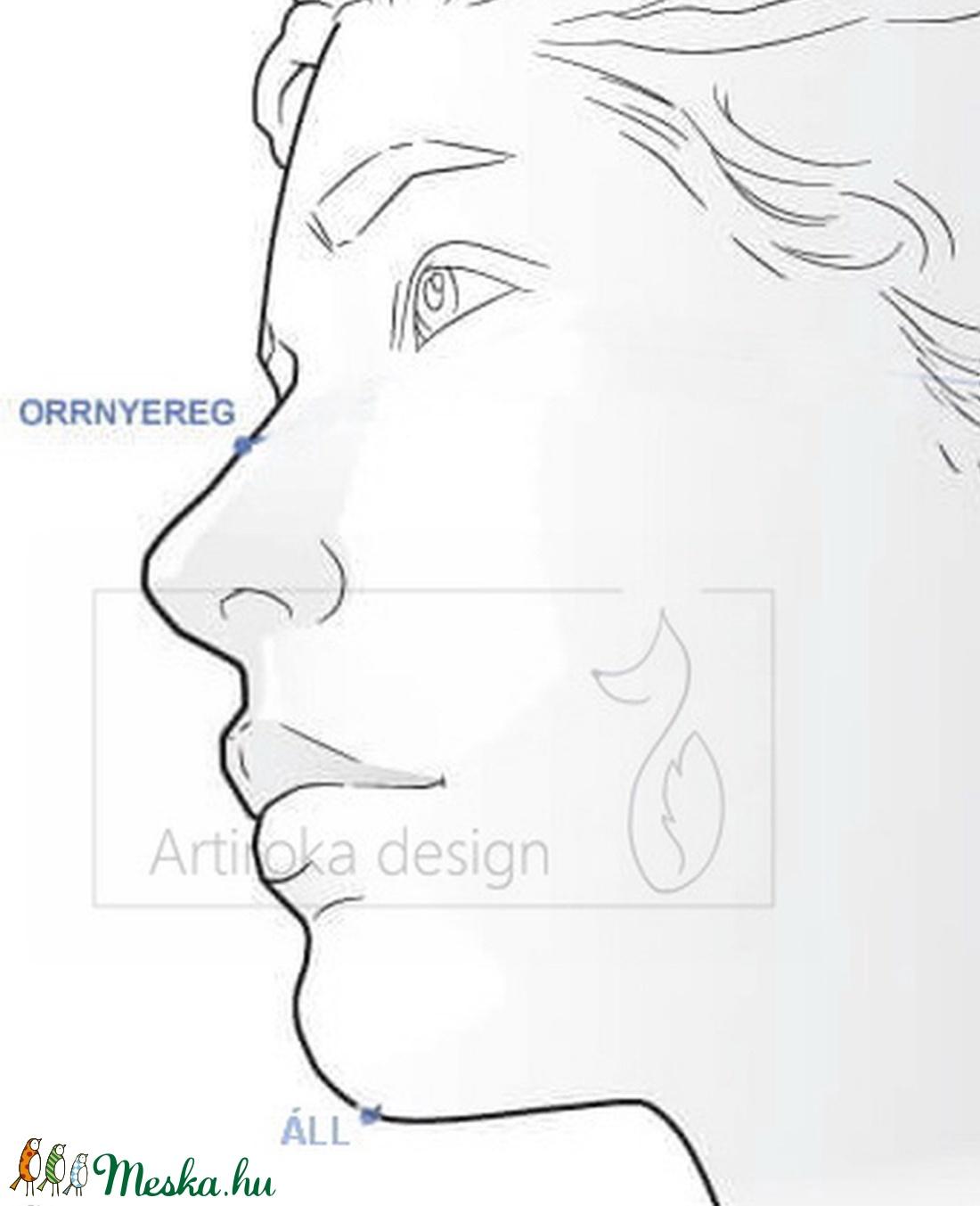 Nyuszi mama és gyermeke mintás prémium arcmaszk, szájmaszk, gyerekmaszk - Beatrix Potter - Artiroka design - maszk, arcmaszk - gyerek - Meska.hu