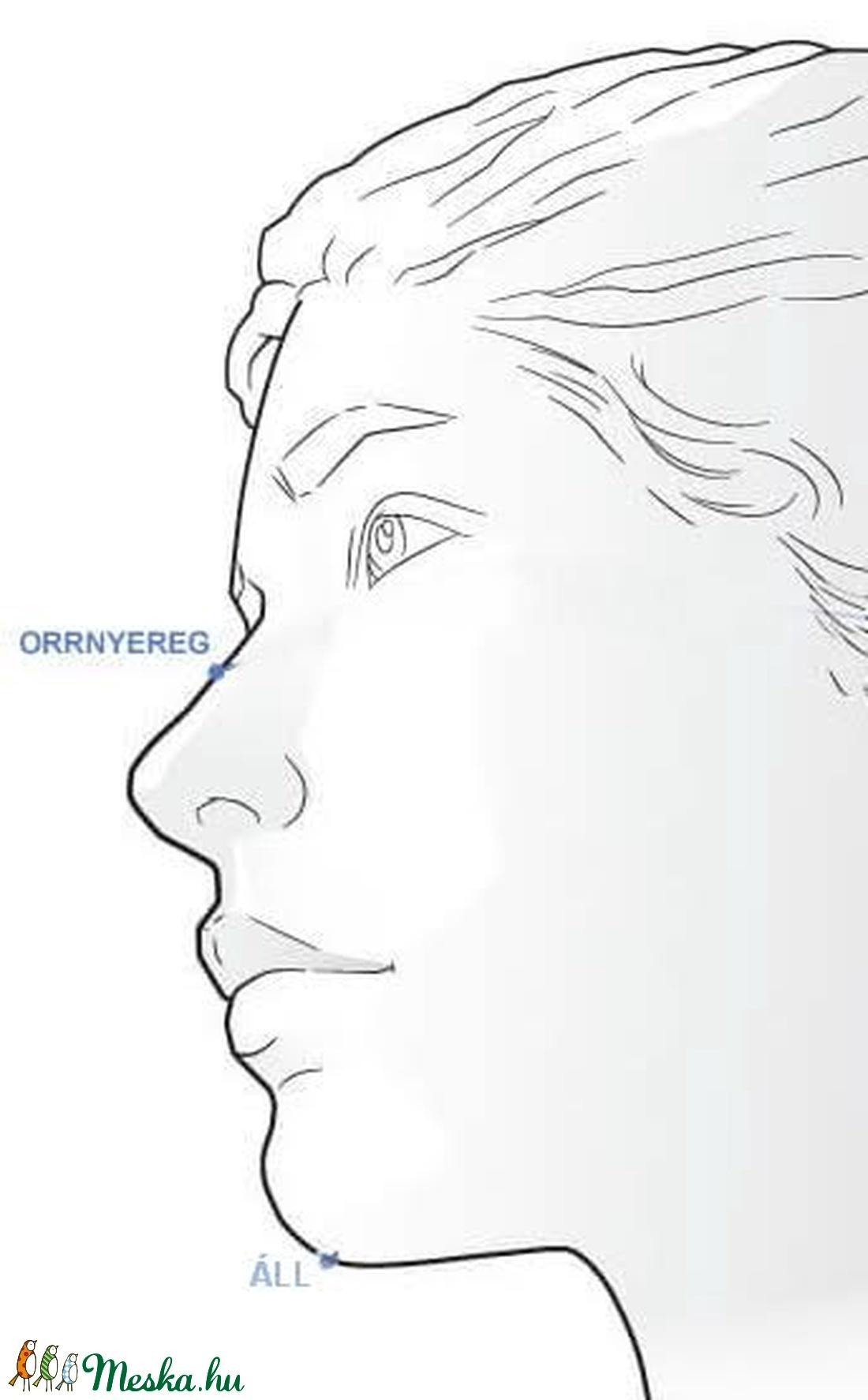 Fehér arcmaszk, szájmaszk, maszk, gyerekmaszk - Artiroka design - maszk, arcmaszk - férfi & uniszex - Meska.hu