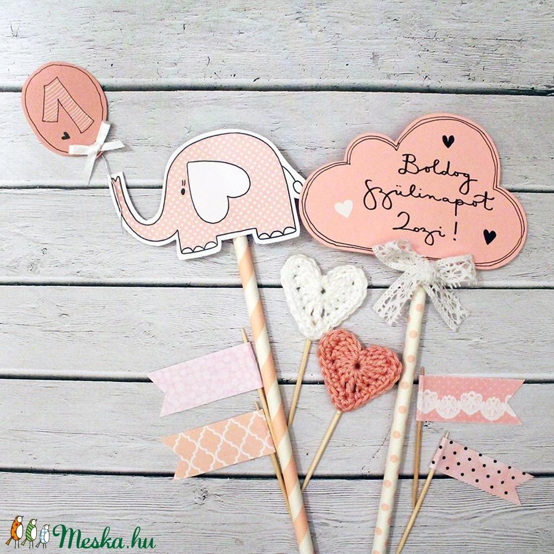 Birthday Girl MiniPakk (milady) - Meska.hu