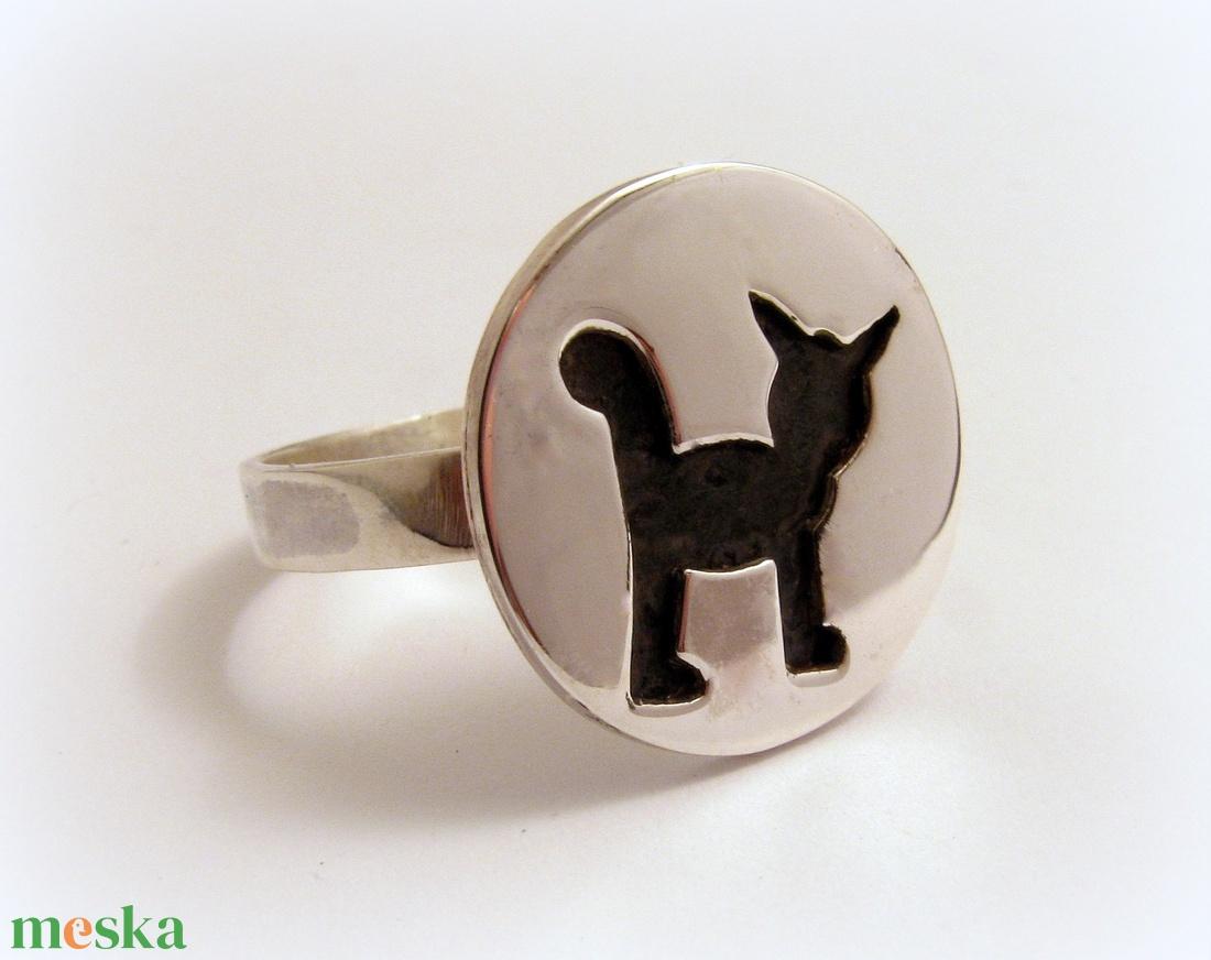 cicás gyűrű (minicsiga) - Meska.hu