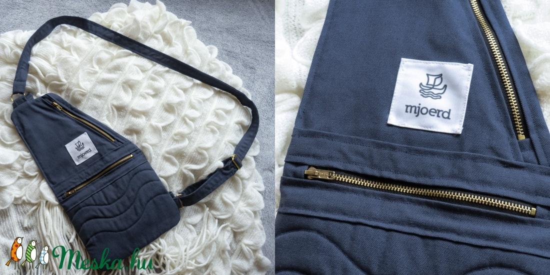 Balos zsebtolvajok elleni testtáska - táska & tok - kézitáska & válltáska - vállon átvethető táska - Meska.hu