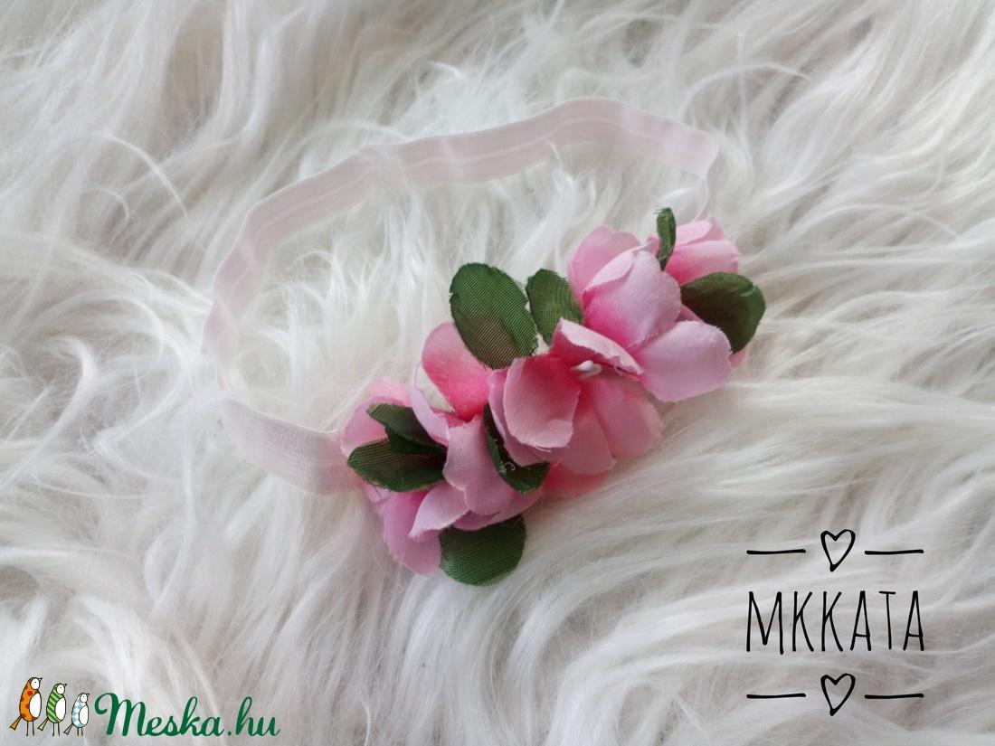 Alkalmi fejpánt  0-6 hó (Mkkata) - Meska.hu