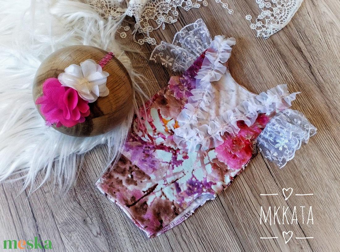 Újszülött szett -56 os méret  - ruha & divat - babaruha & gyerekruha - body - Meska.hu