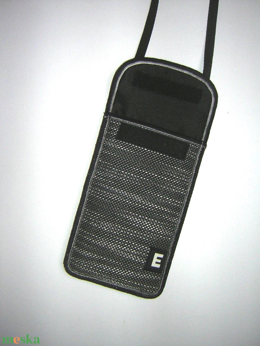 Telefon tok állítható pántos  XL mobil tartó Nyakba akasztható kistáska  - táska & tok - pénztárca & más tok - telefontok - Meska.hu