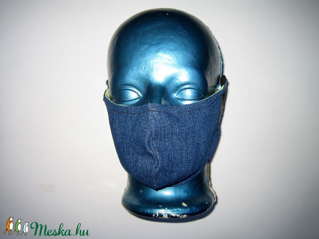 Szájmaszk farmer arcmaszk biciklis maszk szabályozható gumival - maszk, arcmaszk - férfi & uniszex - Meska.hu