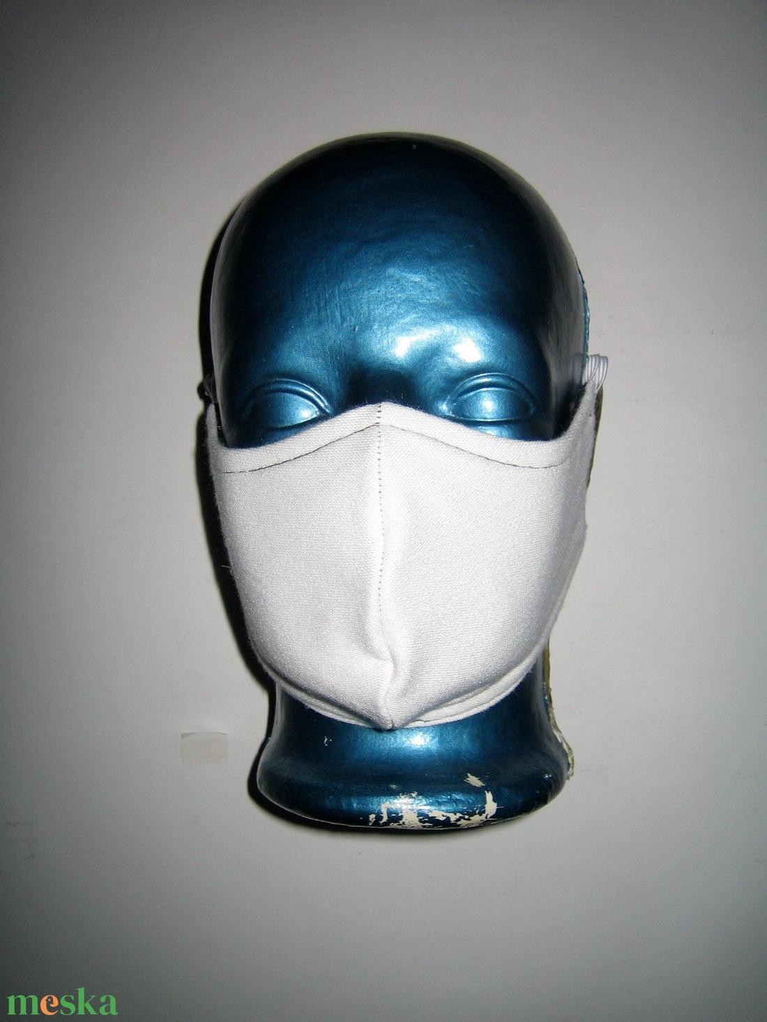Minőségi Szájmaszk szabályozható gumival arcmaszk biciklis maszk  - maszk, arcmaszk - női - Meska.hu