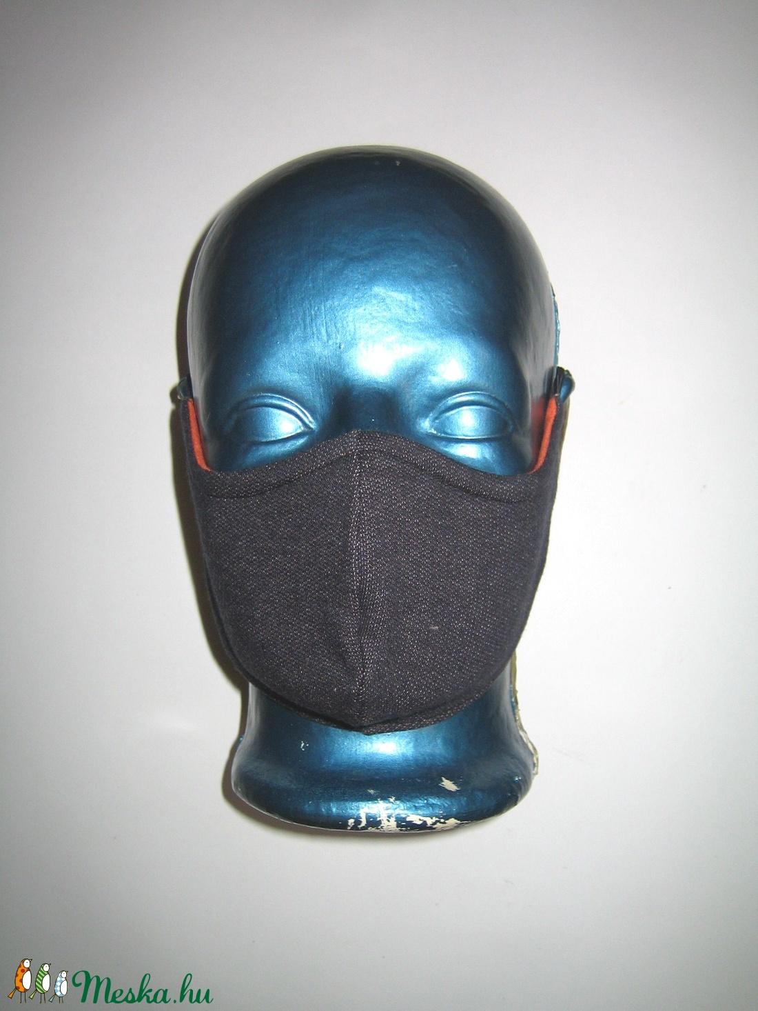 Szimszonék szájmaszk szabályozható gumis arcmaszk biciklis maszk   - maszk, arcmaszk - férfi & uniszex - Meska.hu