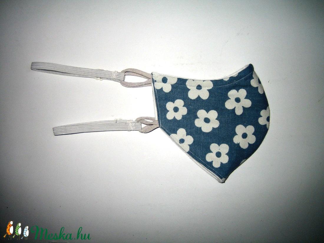 Szájmaszk arcmaszk textil maszk állítható gumival virágos - maszk, arcmaszk - női - Meska.hu