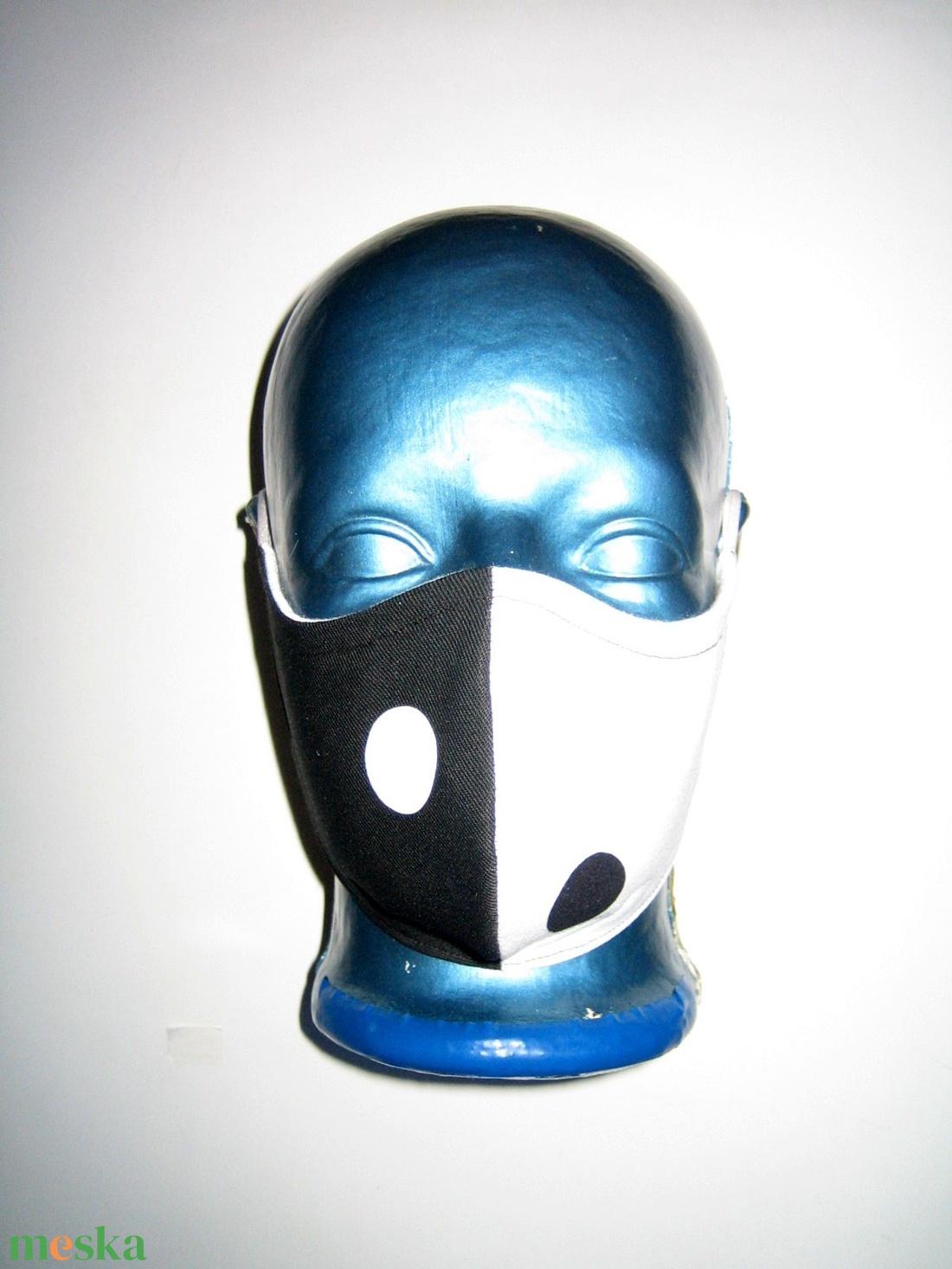 Yin-yang Szájmaszk szabályozható gumival arcmaszk biciklis maszk  - maszk, arcmaszk - női - Meska.hu