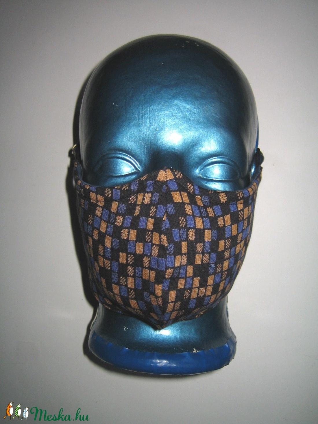 Egyedi szájmaszk orrmerevítős arcmaszk fülre akasztható védő maszk  - maszk, arcmaszk - női - Meska.hu