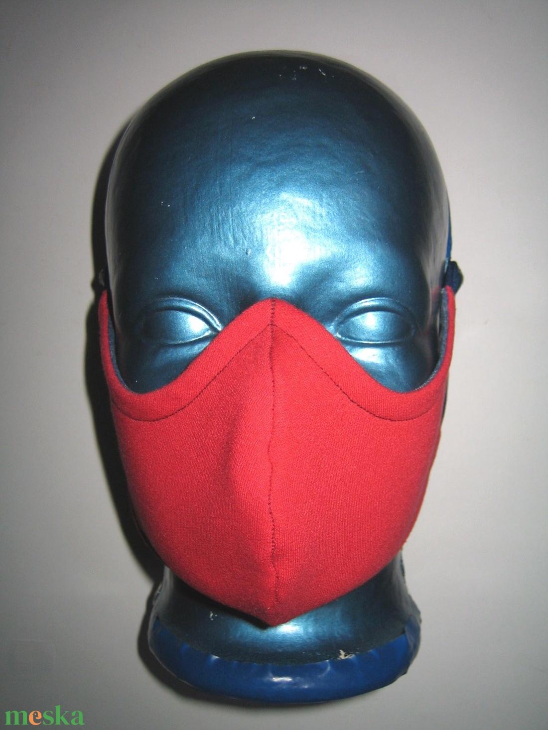 Speciális maszk szemüvegeseknek fülre akasztható arcmaszk  2in1 farmer szájmaszk - maszk, arcmaszk - női - Meska.hu