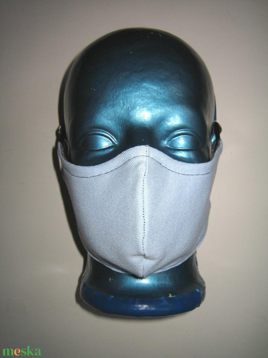 Kutyás szájmaszk fülre akasztható orrmerevítős arcmaszk textil maszk Tacskó - maszk, arcmaszk - női - Meska.hu