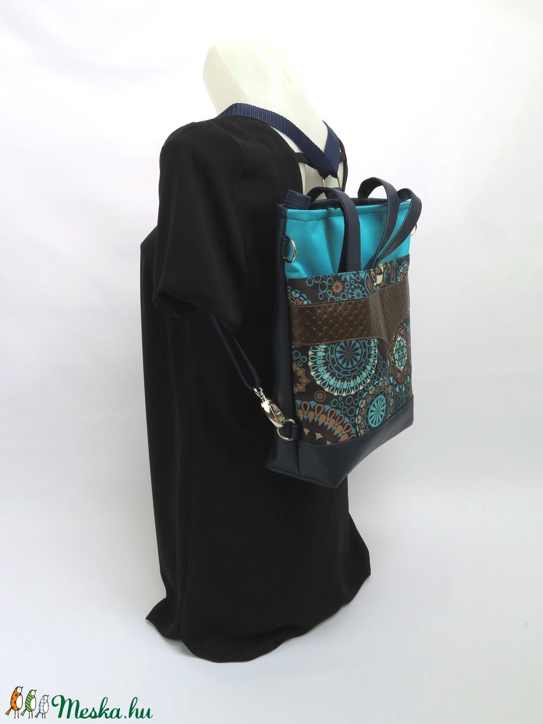 ... Young-bag 36 hátizsákká alakítható női mandalás táska (monimi) -  Meska.hu f1fa287dfb