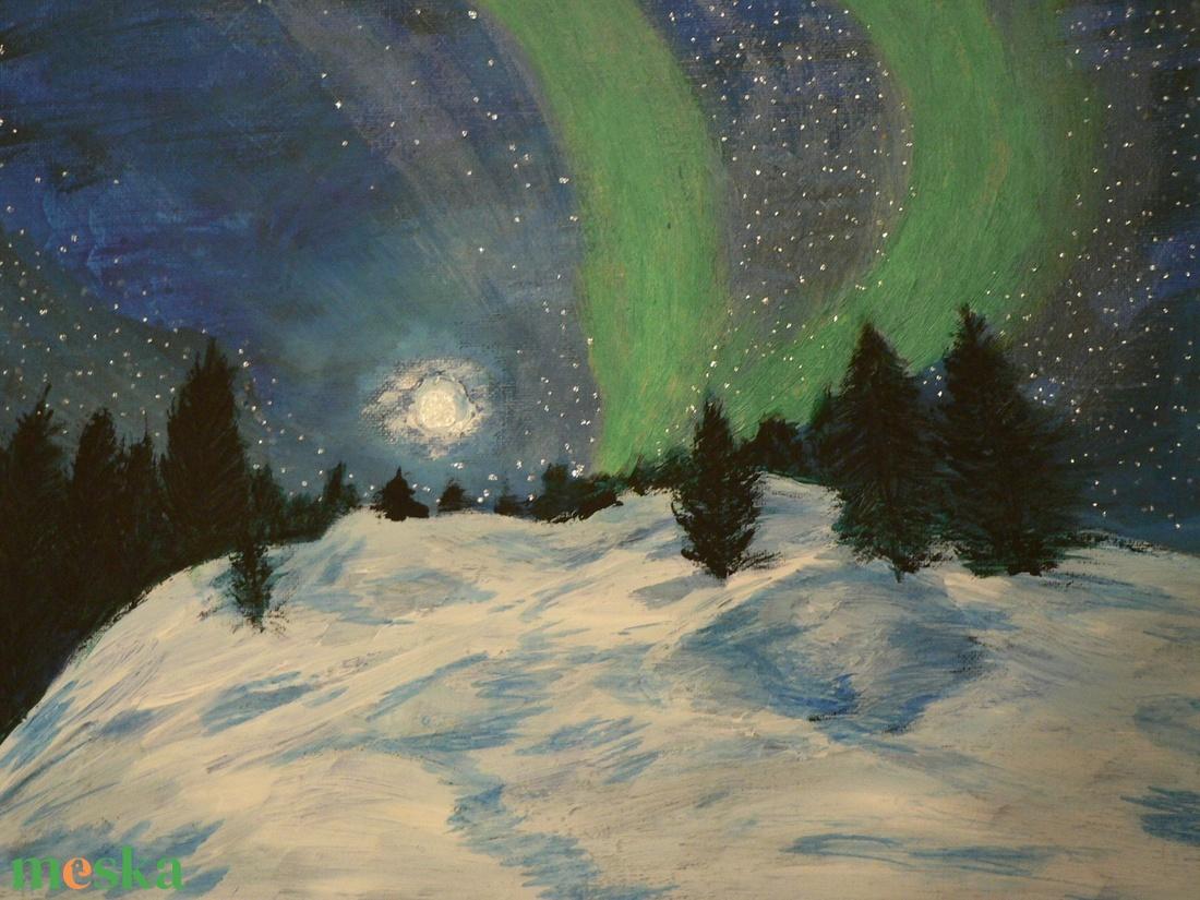 Sarki fény (Nancy16) - Meska.hu