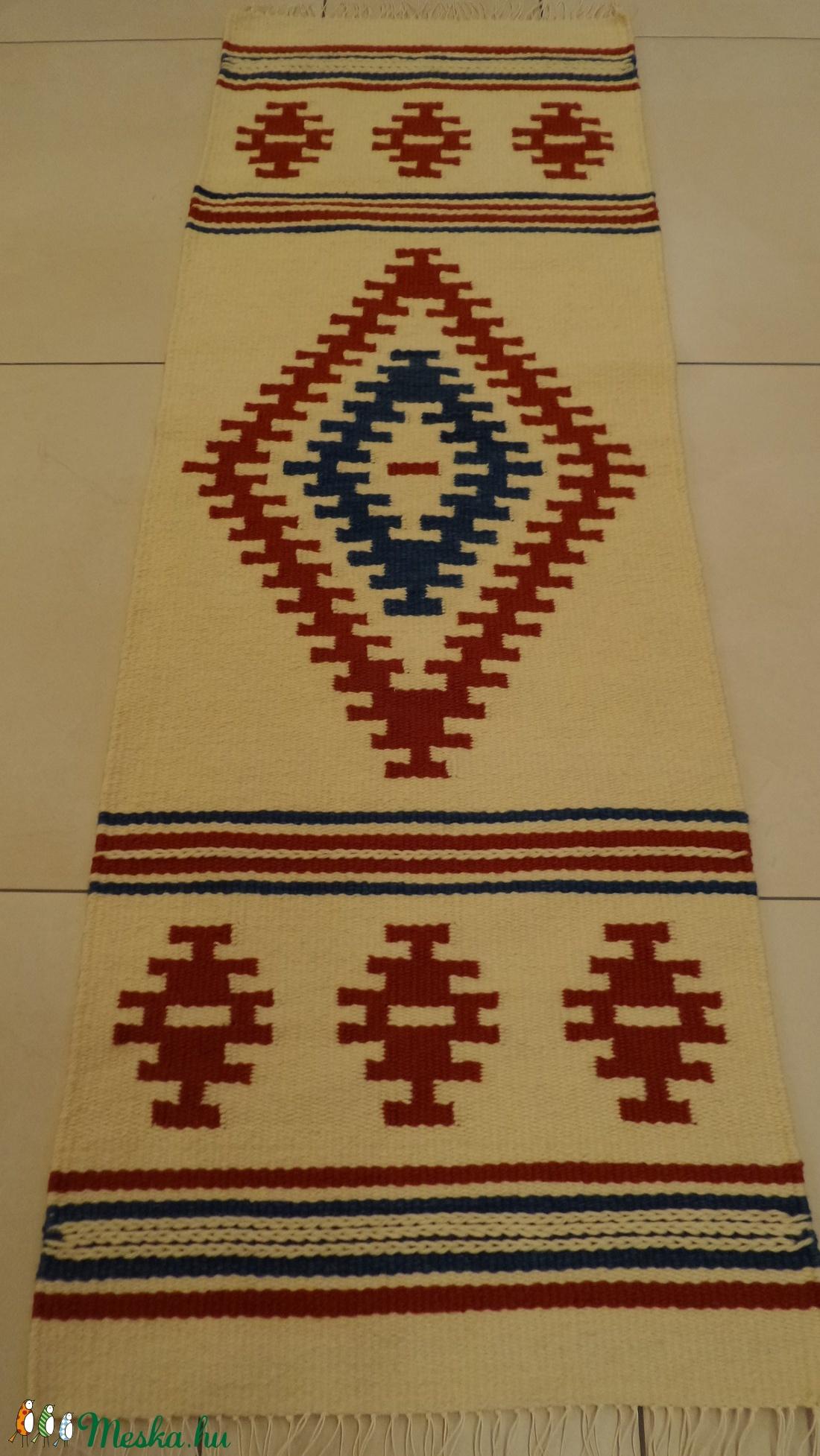 Illangó gyapjú szőnyeg/faliszőnyeg - otthon & lakás - lakástextil - falvédő - Meska.hu