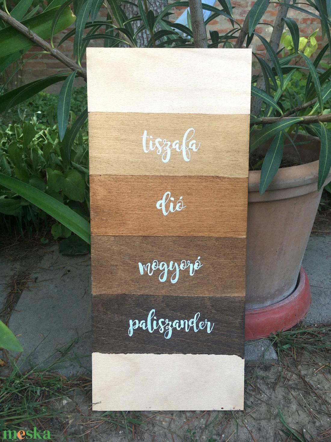 Jegyesfotózás, dátum tábla, # tábla, fotó tábla, idézet, esküvő tábla, fa tábla, jegyesfotózáshoz - esküvő - dekoráció - tábla & jelzés - Meska.hu