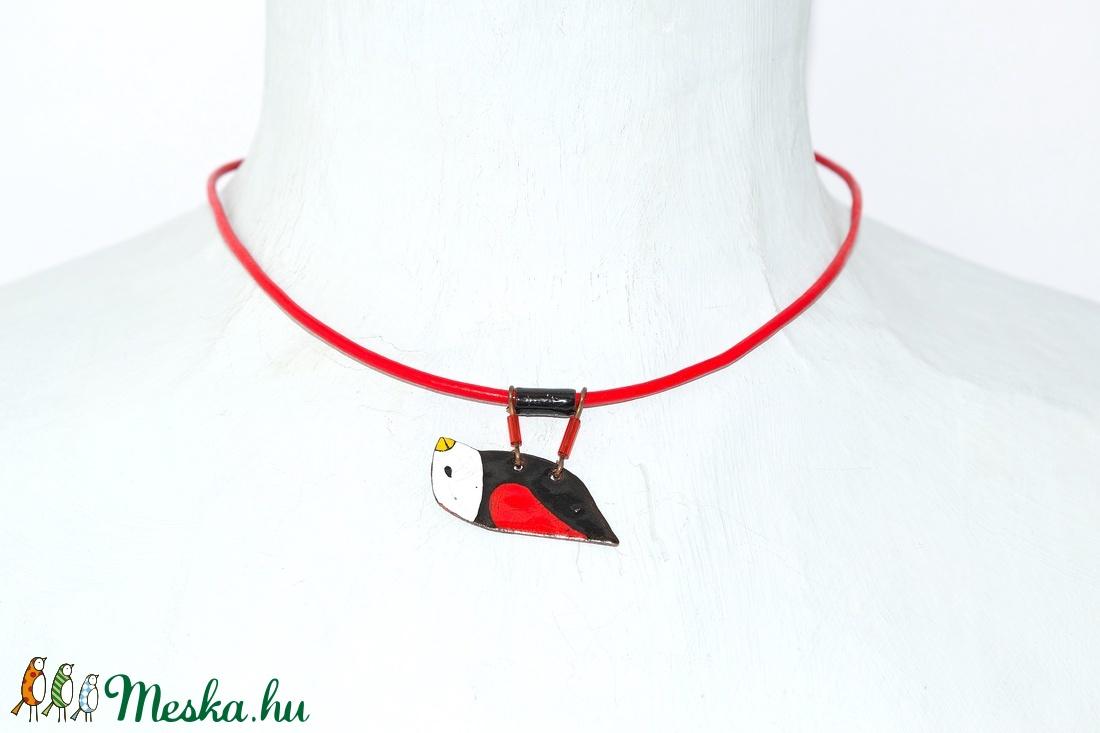 Piri, madaras nyaklánc, madár medál (Neki) - Meska.hu