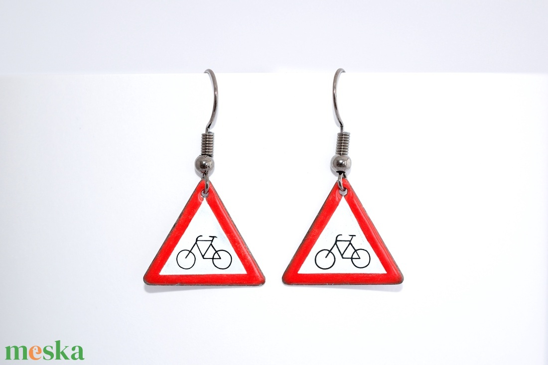 Vigyázat Kerékpár! (Neki) - Meska.hu