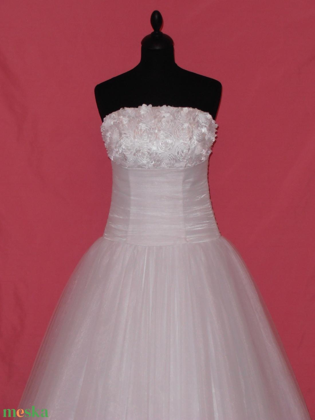 Csipkés menyasszonyi ruha (nicoledesign) - Meska.hu 46ae0f0e02