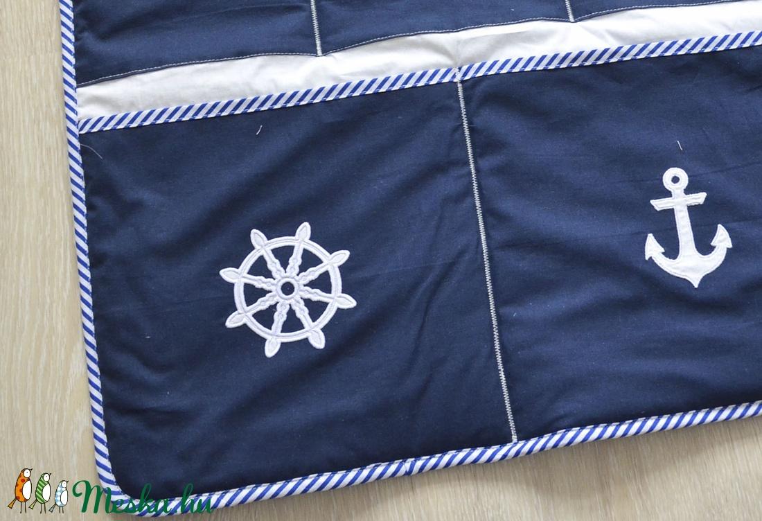 ZSEBES TÁROLÓ (textil) - matróz (748.) (NoaNoa) - Meska.hu e646438e9b