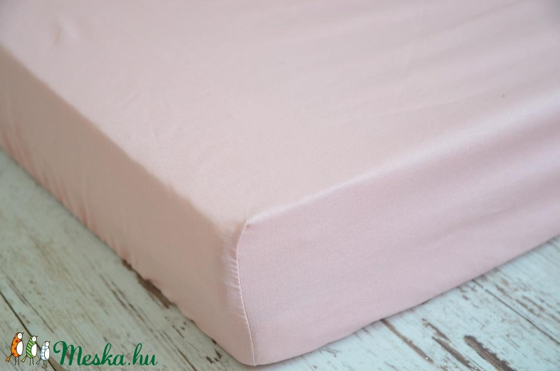 Gumis lepedő -barackos rózsaszín (NoaNoa) - Meska.hu