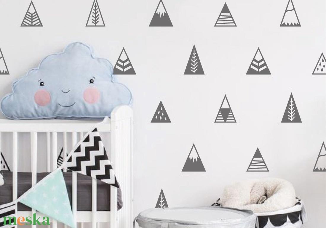 Falmatrica_GYEREKSZOBA dekor_110db - otthon & lakás - dekoráció - falmatrica & tapéta - Meska.hu