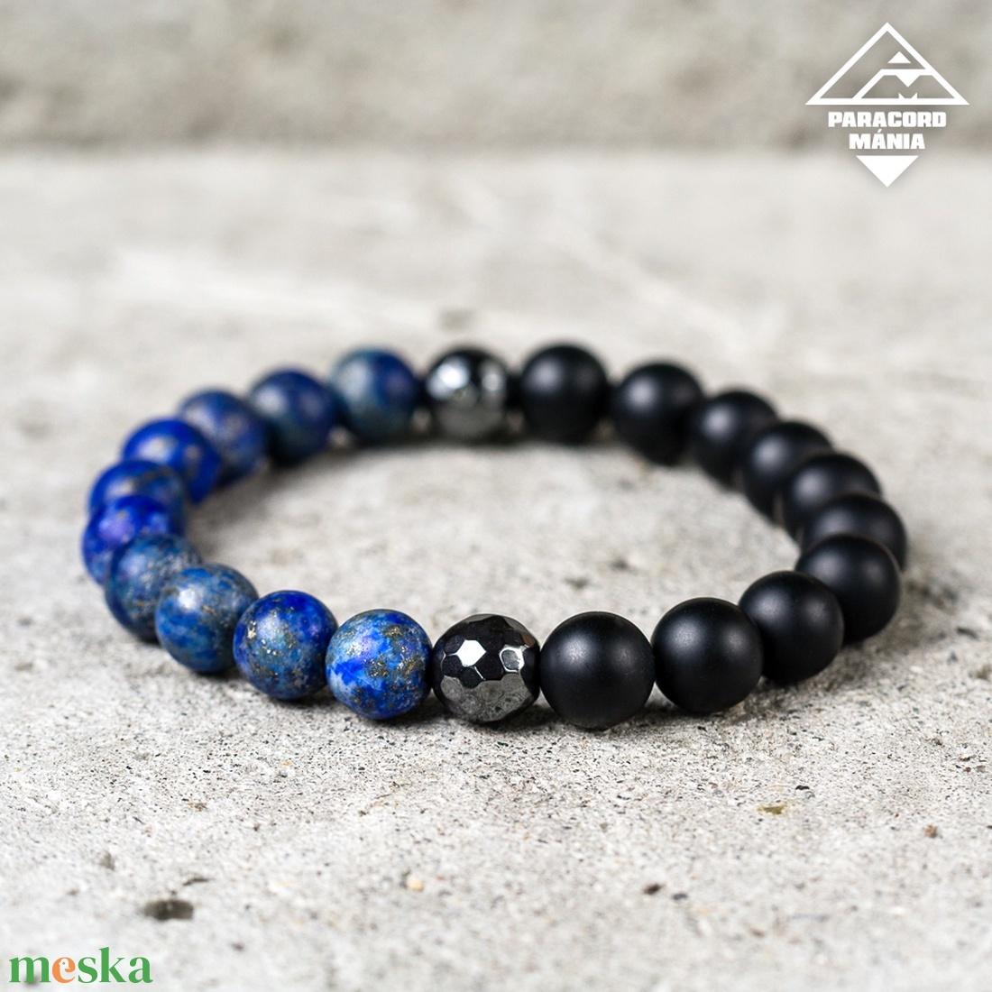- Lápis lazuli - a harmónia karkötője (paracordmania) - Meska.hu